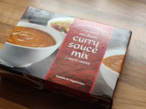 Chip shop curry